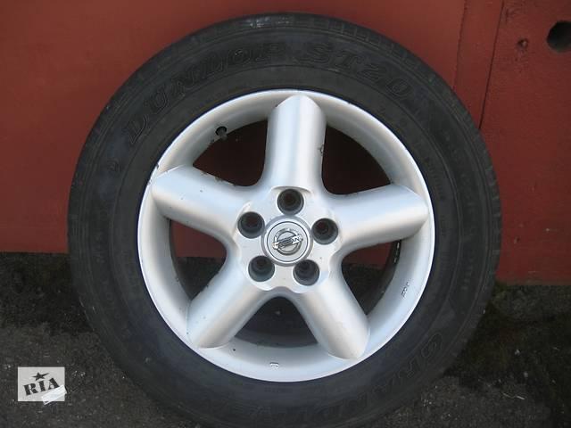 Б/у л/спл.диски для легкового авто Nissan X-trail,R16,6,5J*16,5*114,3,ET40,D=66,1- объявление о продаже  в Житомире