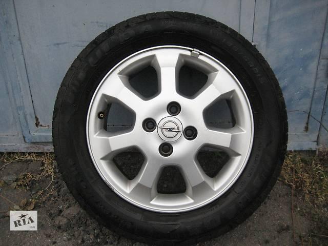 Б/у л/спл.диски для легкового авто Opel Astra Classic,R15,6J*15,4*100,ET49,D=56,6 в идеале!!!- объявление о продаже  в Житомире