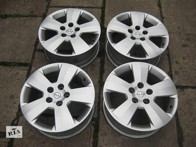 продам Б/у л/спл.диски для легкового авто Opel Vectra C,R16,6,5J*16,5*110,ET41,D=65,1 в идеале!!! бу в Житомире