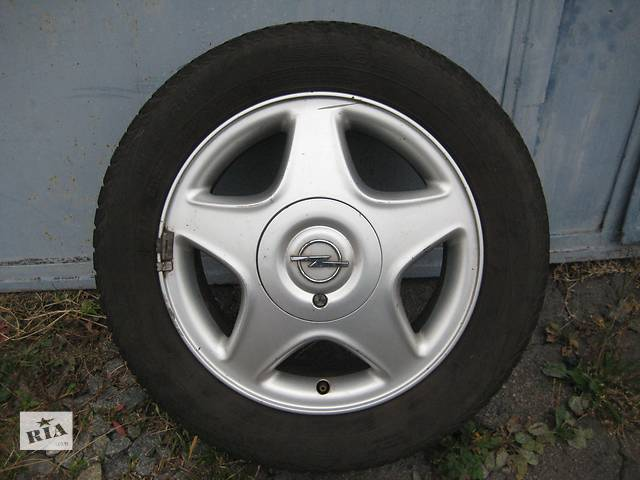 """купить бу Б/у л/спл.диски для легкового авто Opel Vectra,orig.""""GM"""",R15,6J*15,4*100,ET49,D=56,6 в Житомире"""