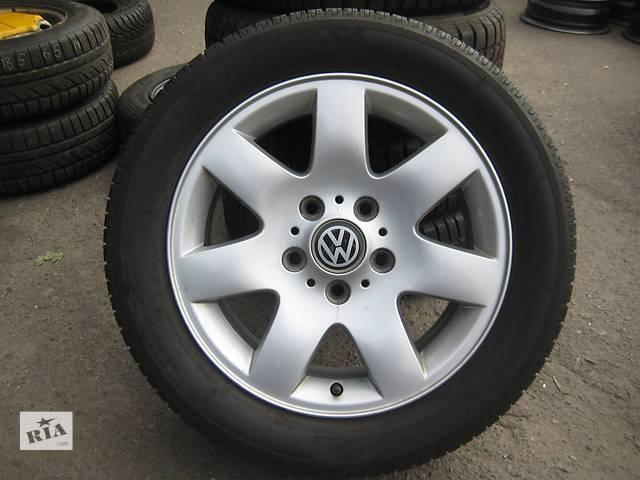бу Б/у л/спл.диски для легкового авто Volkswagen T5 (Transporter),R16, 7J*16, 5*120, ET47, D=65,1 в Житомире