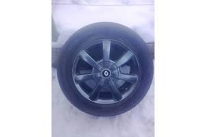 б/у диски с шинами Renault 25