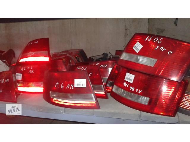 купить бу Б/у ліхтар стоп для легкового авто Audi в Львове