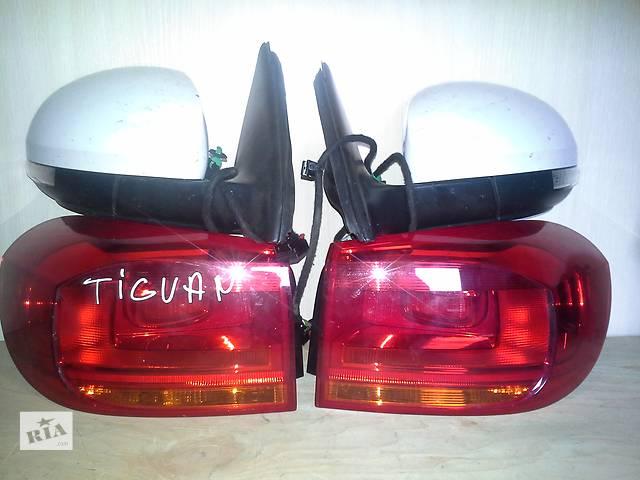 Б/у ліхтар стоп для легкового авто Volkswagen Tiguan 2011-2015- объявление о продаже  в Львове
