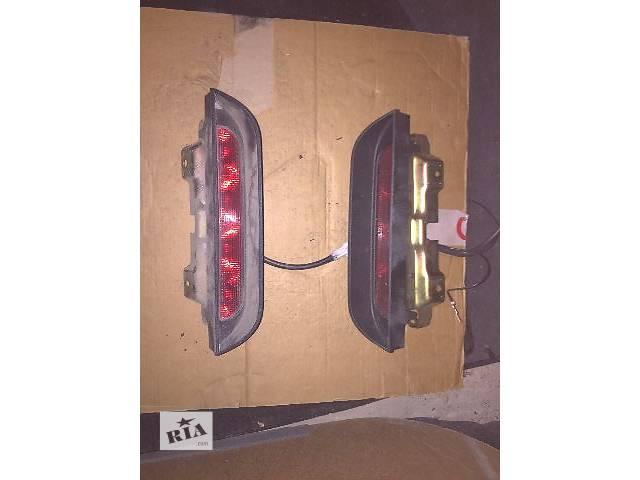 бу Б/у ліхтар стоп кришки багажника для легкового авто Mitsubishi Space Star в Жовкве