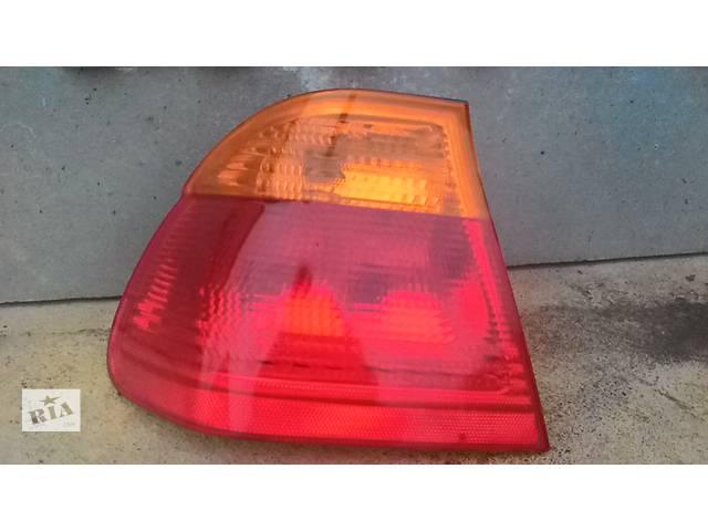 Б/у ліхтар стоп задний лівий ідеальний для легкового авто BMW E-46 (98-05р)      - объявление о продаже  в Косове