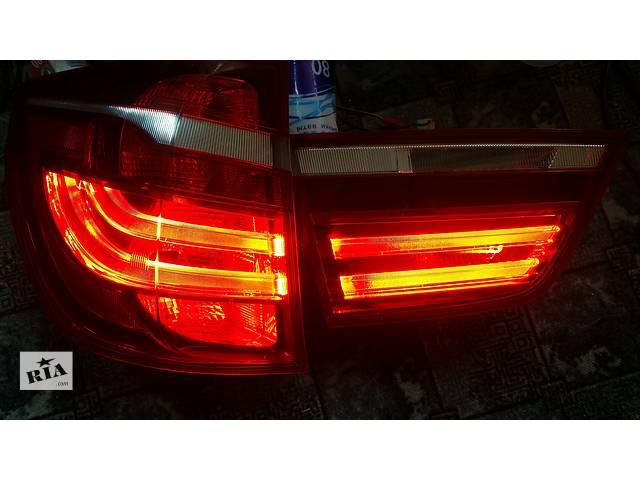 купить бу Б/у ліхтар задній для кросовера BMW X3 в Киеве