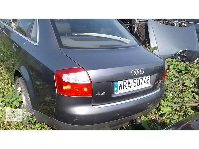 Б/у ліхтар задній для легкового авто Audi A4- объявление о продаже  в Львове