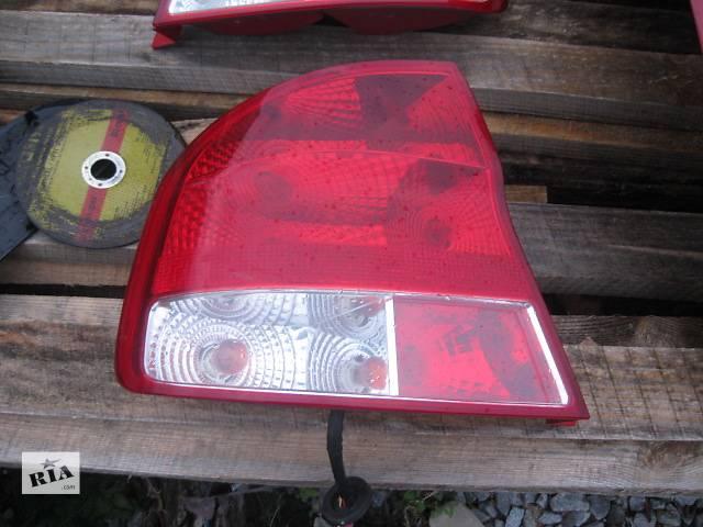 бу Б/у ліхтар задній для легкового авто Chevrolet Aveo Т200 в Львове
