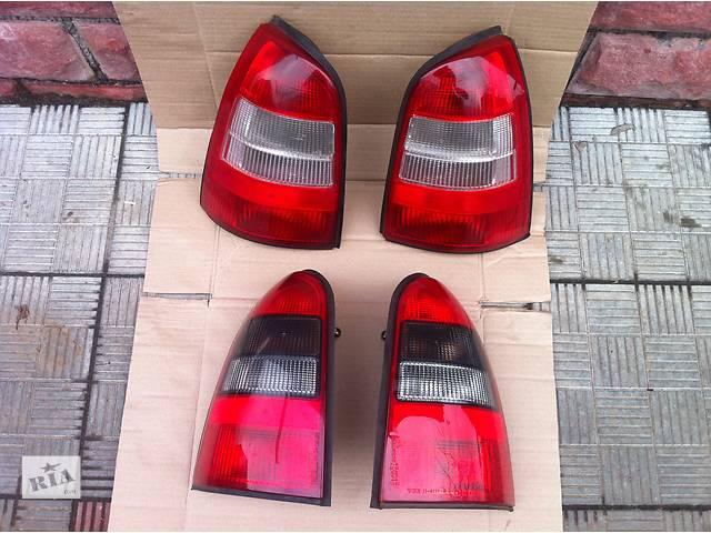 бу Б/у ліхтар задній для легкового авто Opel Vectra B в Виннице