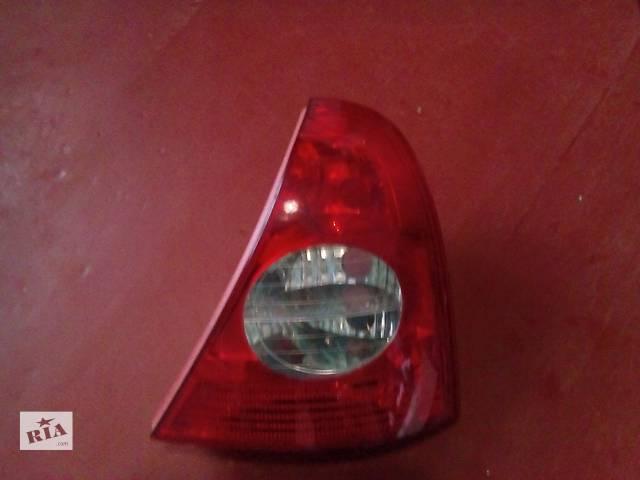 купить бу Б/у ліхтар задній для легкового авто Renault Clio в Львове