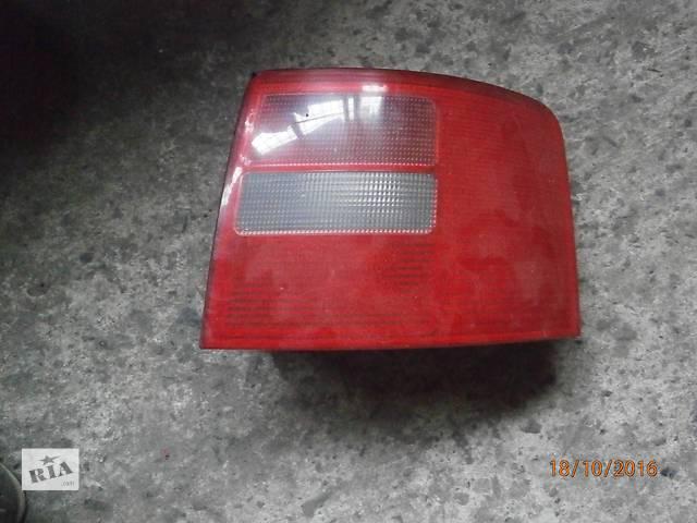 купить бу Б/у лівий задній ліхтар  для седана Audi A6 в Львове