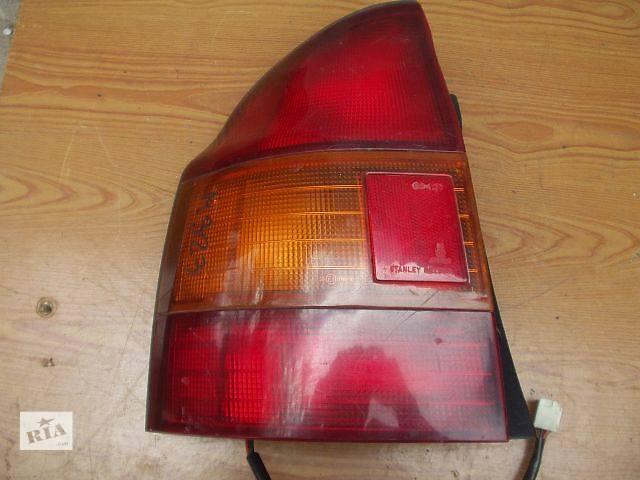 бу Б/у Ліхтар задній  лівий  Mazda 323 , виробник Stenley , кат № 043-22254 , хороший стан , доставка . в Тернополе