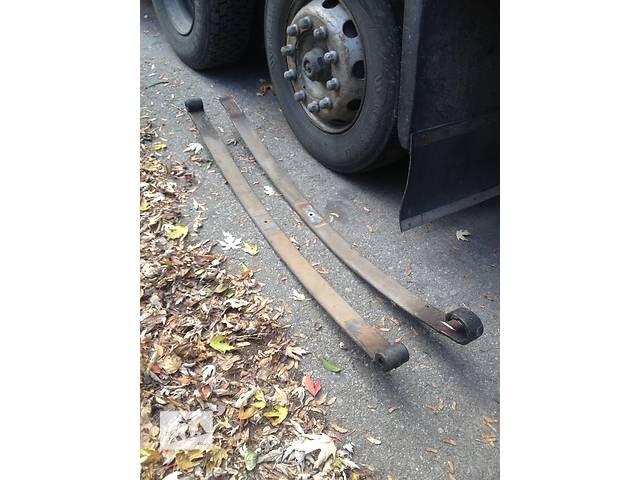 продам Б/у лист коренной для грузовика MAN 14.192 бу в Киеве