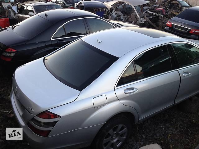 купить бу Б/у люк для легкового авто W 221 Mercedes-Benz в Львове