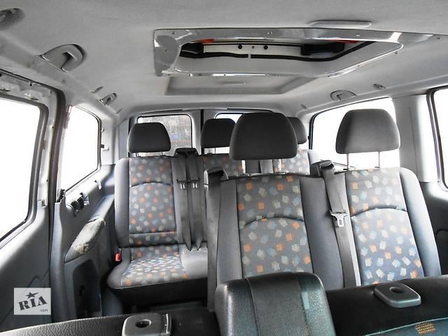Б/у люк Mercedes Vito (Viano) Мерседес Вито (Виано) V639 (109, 111, 115, 120)- объявление о продаже  в Ровно