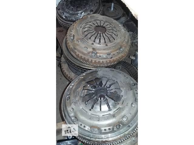 купить бу Б/у Маховик демпферный Renault Kangoo Кенго 1,5 DCI К9К B802, N764 2008-2012 в Рожище