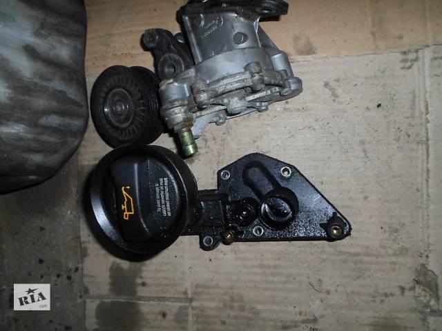купить бу Б/у Маслозаливная горловина Volkswagen Crafter Фольксваген Крафтер 2.5 TDI 2006-2010 в Рожище