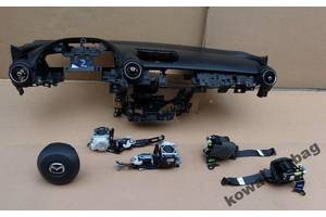 б/у Система безопасности комплект Mazda 2