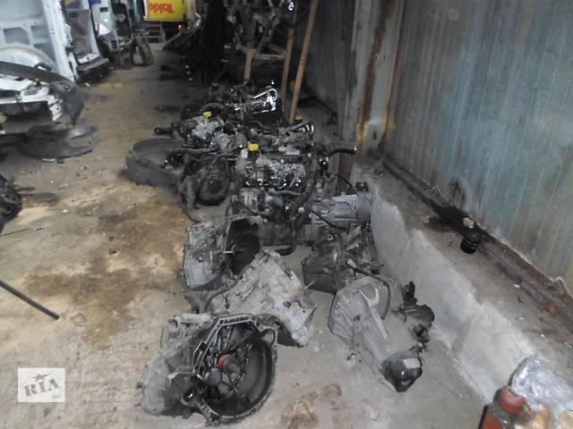 бу Б/у Механическая коробка МКПП Renault Kangoo Кенго 1,5 DCI К9К B802, N764 2008-2012 в Луцке