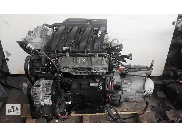 купить бу Б/у Механическая КПП 6-ст на Рено Меган Сценик CMTL4610186 Renault Megan III Scenic III в Рожище