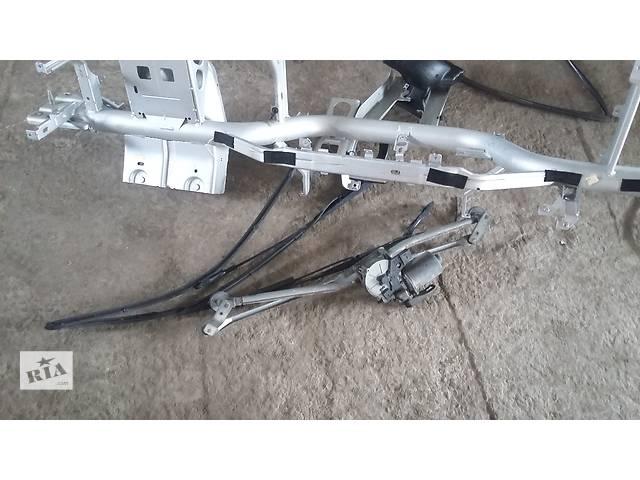 купить бу Б/у Механизм дворников Volkswagen Crafter Фольксваген Крафтер 2.5 TDI 2006-2010 в Луцке