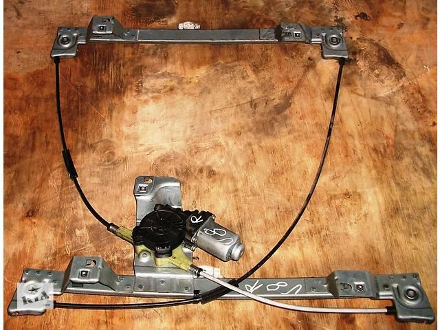 бу Б/у Механизм стеклоподъемника Рено Канго Кенго Renault Kangoo2 1.5 dci (2008-2011) в Луцке