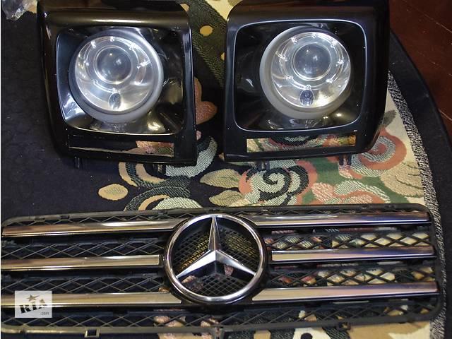 купить бу Б/у  Mercedes G-Class передние фары W463 в Харькове