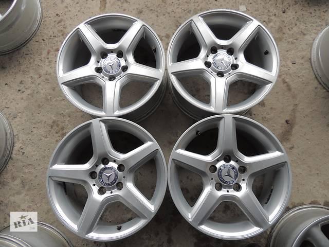 продам Б/у Mercedes R16 5x112 7.5j et45 Vito W204 Мерседес Р16 VW Passat Skoda Octavia Superb бу в Львове