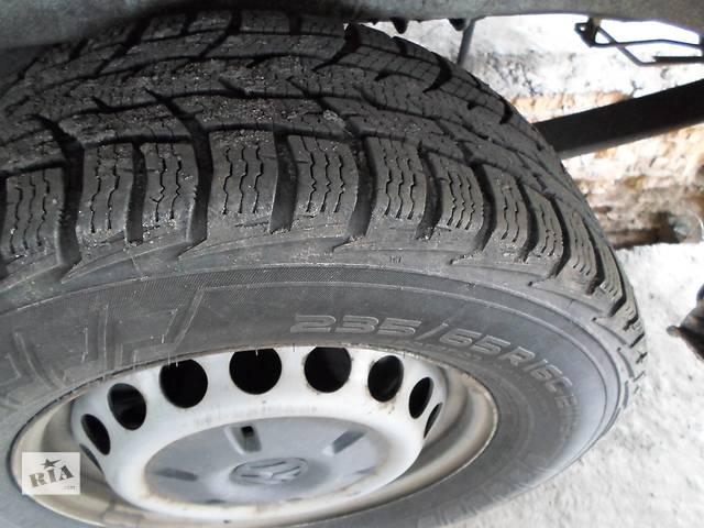 бу Б/у Michelin, Continental Шины, Резина, Колеса зима, лето R16 235 65, диски R16 в Рожище