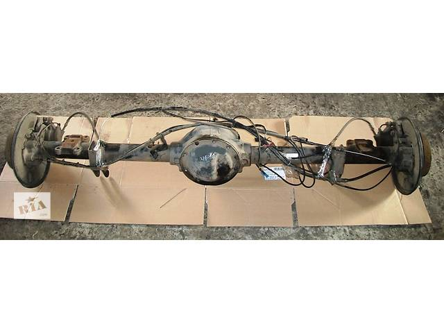 продам Б/у Міст мост 4611; 4811; 4813; 5113; 5210 Volkswagen Crafter Фольксваген Крафтер 2.5 TDI бу в Рожище