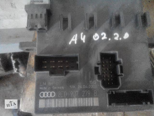 Б/у Модуль блок управления света для легкового авто Audi A4 2003- объявление о продаже  в Львове