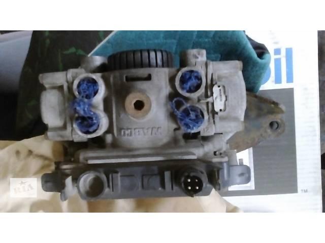 бу Б/у  модулятор передней оси EBS DAF XF в Ахтырке