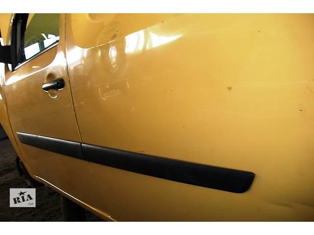 купить бу Б/у Молдинг двери, кузова Легковой Рено Канго Кенго Renault Kangoo 1.5 dci пасс. 2010 в Луцке