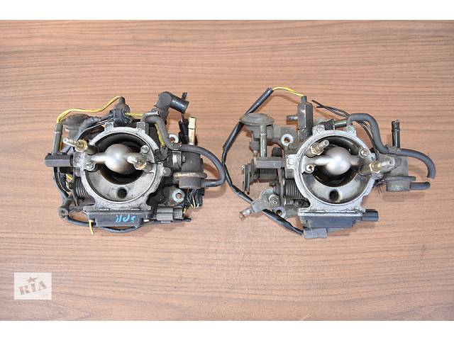 продам Б/у моноинжектор для легкового авто Mazda 121 1.3 16V 1990-1996 год. (AFH38M-08) бу в Луцке