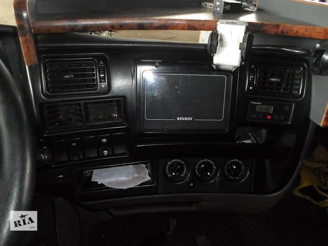 купить бу б/у Монитор бортового компьютера Грузовики Renault Magnum Рено Магнум Evro2 Evro3 в Рожище