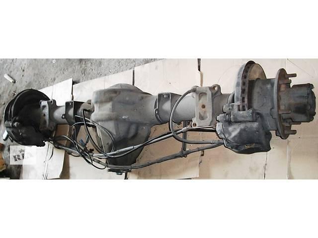 бу Б/у Мост міст Volkswagen Сrafter Крафтер 2.5 TDI 2006-2014 (Mersedes Sprinter) 46:11,48:11,52:10, 51:13 груз. пасс. в Рожище