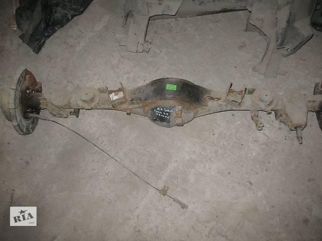 продам Б/у мост ведущий задний для легкового авто Kia Sorento бу в Львове