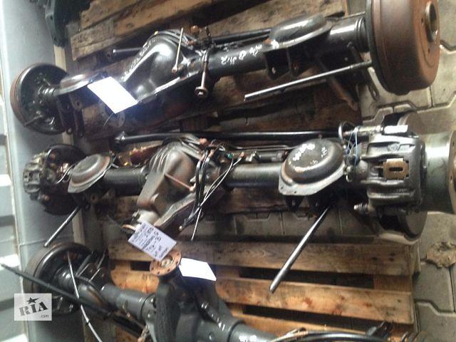 продам Б/у мост ведущий задний для легкового авто Mercedes G-Class G 290 W 460 461 41:11 BLOKADA бу в Киеве