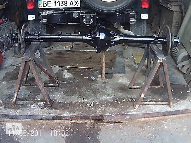 купить бу Б/у мост ведущий задний для легкового авто УАЗ 31514 в Николаеве