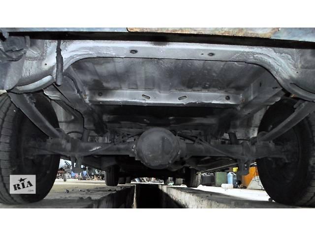 бу Б/у Мост Volkswagen crafter Фольксваген Крафтер 2.5 TDI 46:11,52:10 2х катковый (спарка) 2009 в Рожище