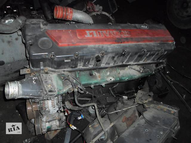 двигатель renault 480 dxi конструкция