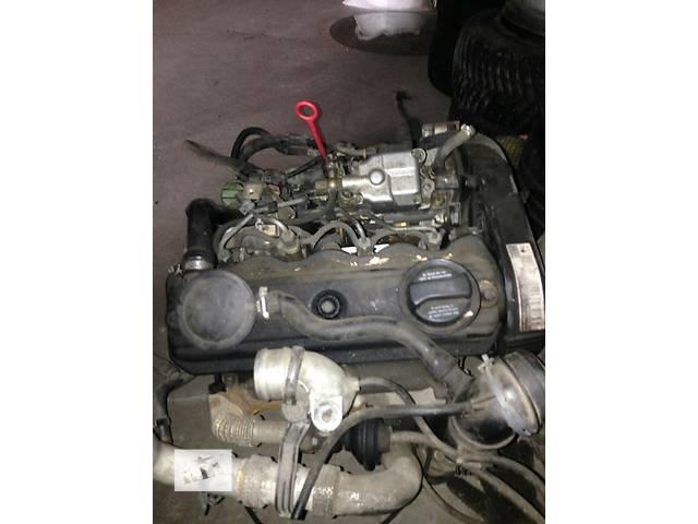 Б/у мотор вольцваген 1.9 ТДИ- объявление о продаже  в Червонограде