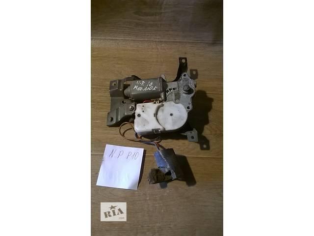 продам Б/у моторчик люка для седана Nissan Primera P10 1993г бу в Киеве