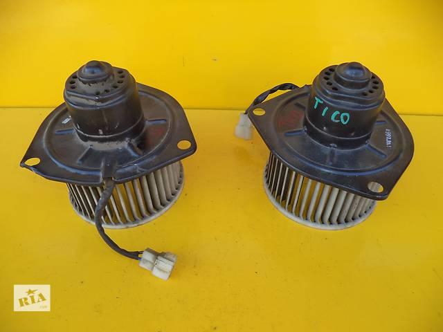 Б/у моторчик печки для легкового авто Daewoo Tico (88-04)- объявление о продаже  в Луцке
