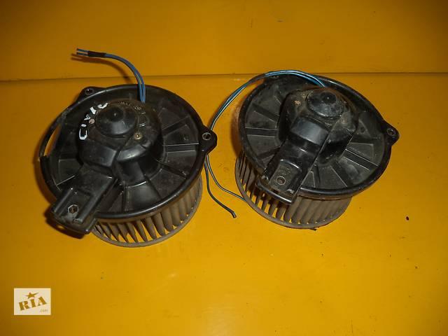 продам Б/у моторчик печки для легкового авто Honda Civic (91-95) бу в Луцке