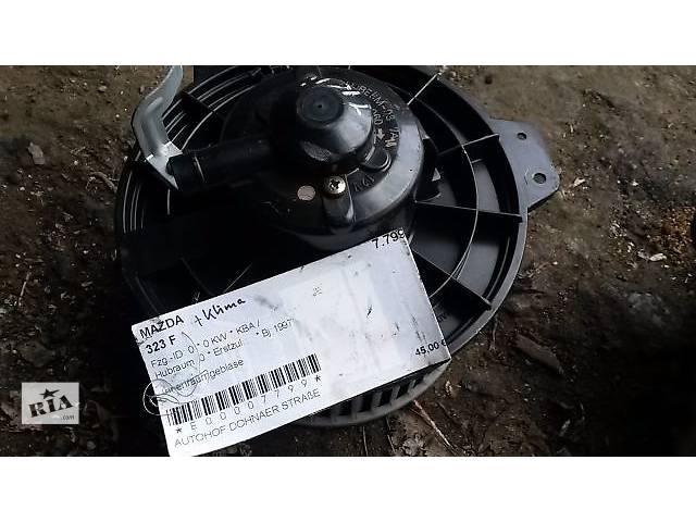 продам Б/у моторчик печки для легкового авто Mazda 323F бу в Тернополе