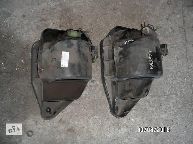 Б/у моторчик печки для легкового авто Opel Kadett- объявление о продаже  в Умани