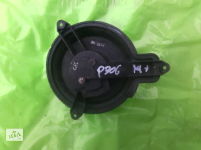 продам Б/у моторчик печки для легкового авто Peugeot 306 бу в Ковеле