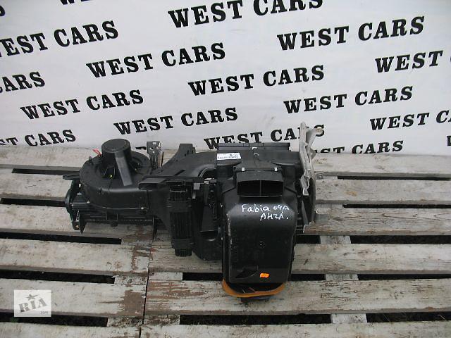 Б/у моторчик печки для легкового авто Skoda Fabia 2004- объявление о продаже  в Луцке